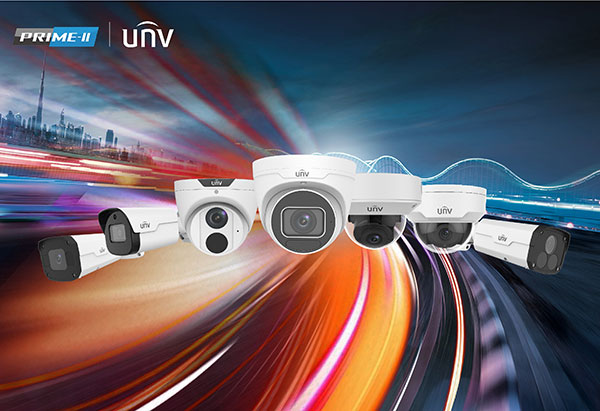 Extraordinary Features of UNV PRIME Ⅱ Series