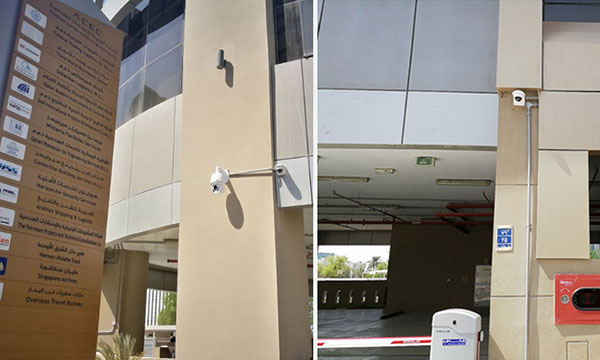 The Transworld Building in Qatar