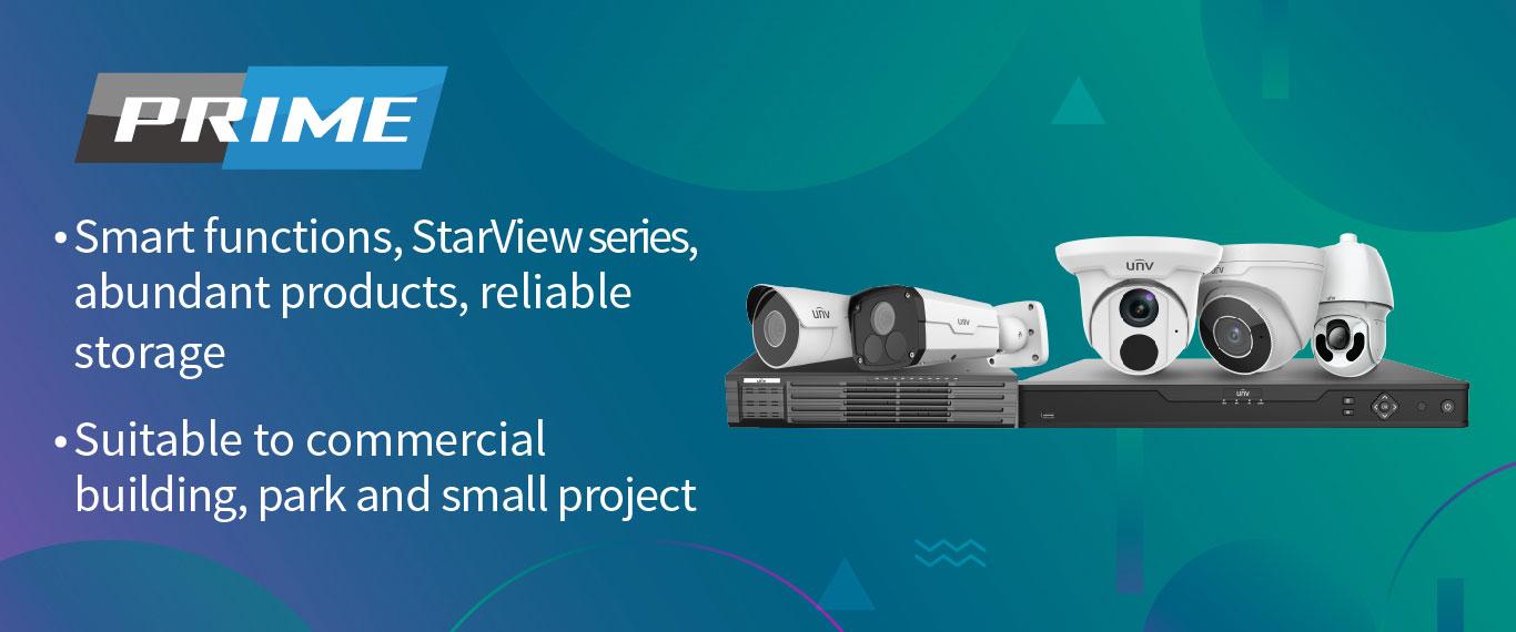 Prime—Zhejiang Uniview Technologies Co , Ltd